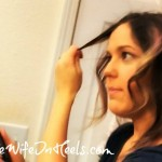 How To: Curl Your Hair With a Flat Iron
