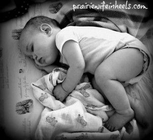 Does Your Baby Sleep Throuth the Night Yet?