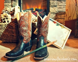 PWW ginny boots