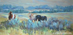 PWW ginny horses