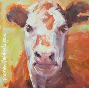 PWW ginny cow