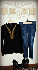 Texas Two Steppin' Night Outfit