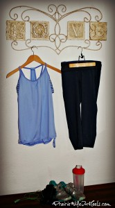 Praire Wife Workout Outfit