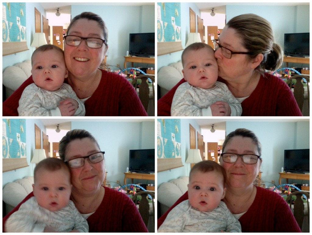 Donna And Her Grandbaby