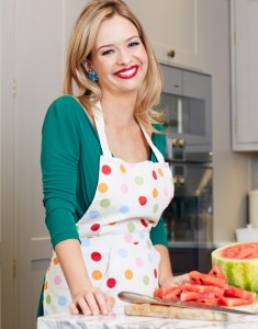 Marissa cooking