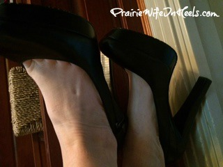 oncology heels