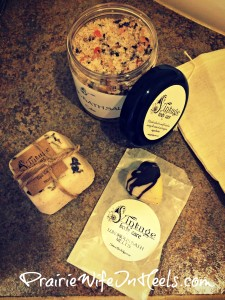 VBC bath products