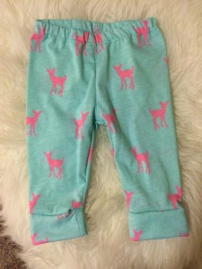 LittleMissH leggings
