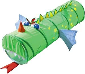 croco kuno dragon crawling tunnel