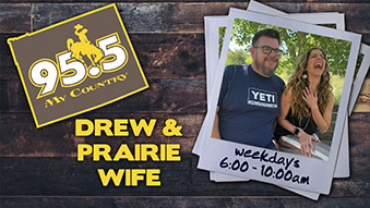 Listen to Prairie Wife every weekday 6-10am on the My Country Morning Show