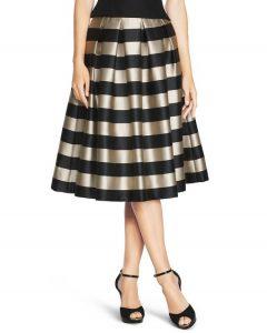 striped skirts