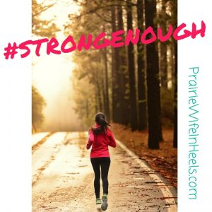 #strongenough