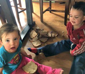 LittleMissH bread