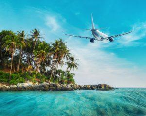 plane vacation