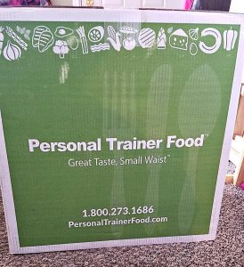 PTF food box
