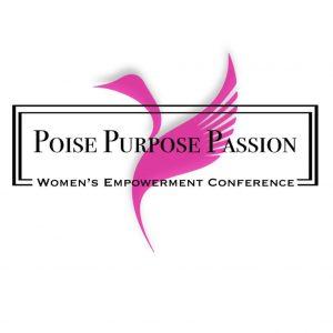 poise purpose passion logo