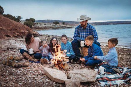 Prairie Wife family fire