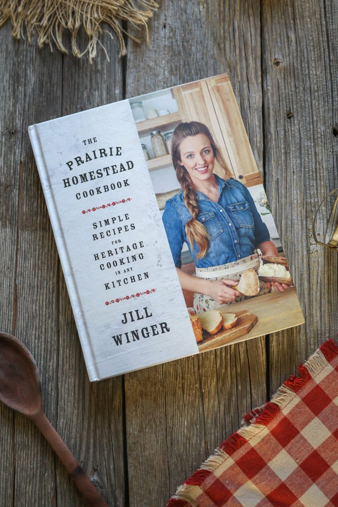 Prairie Homestead Cookbook