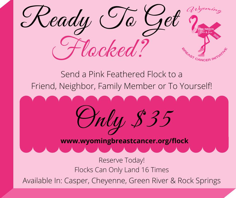 get flamingo flocked