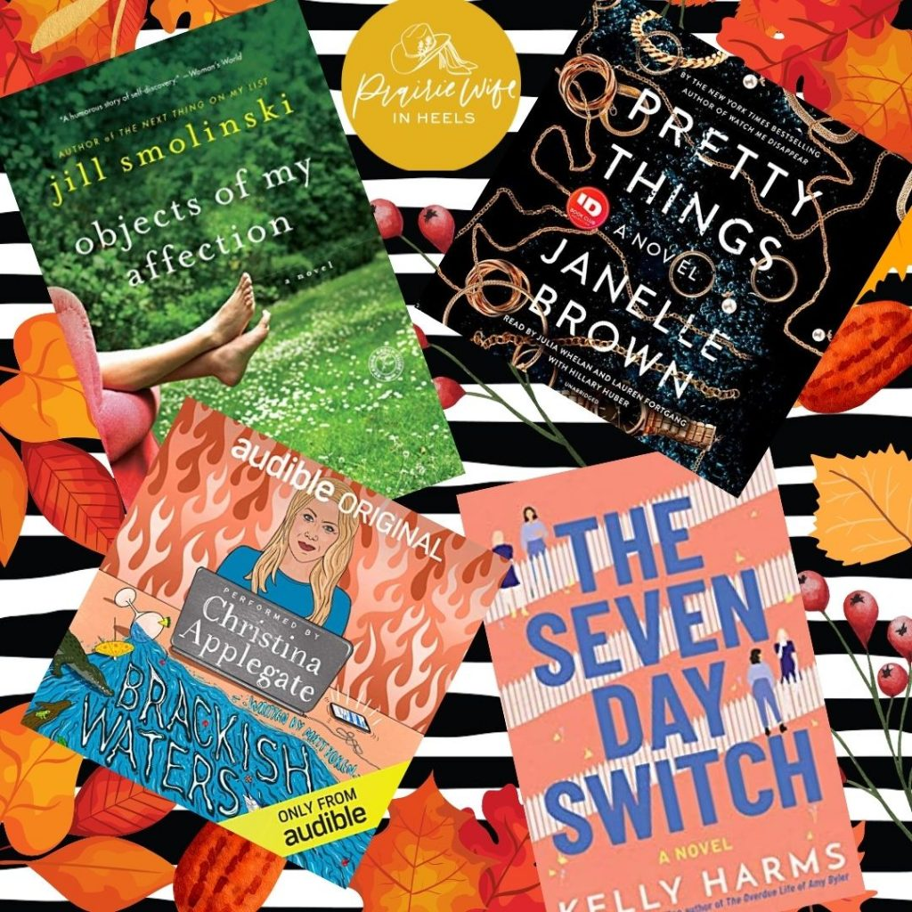 great books for fall
